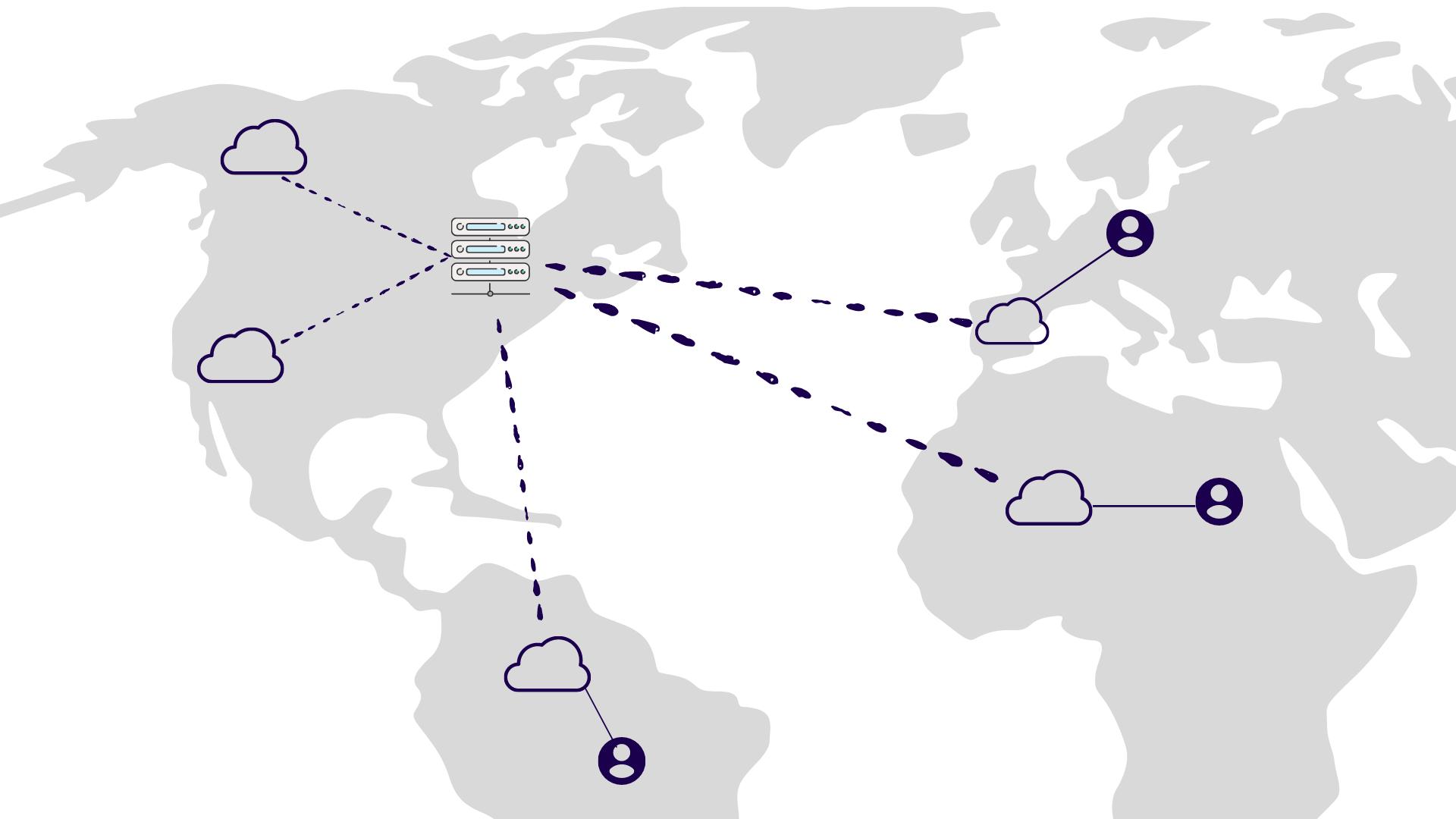 Distributed Proxy Servers