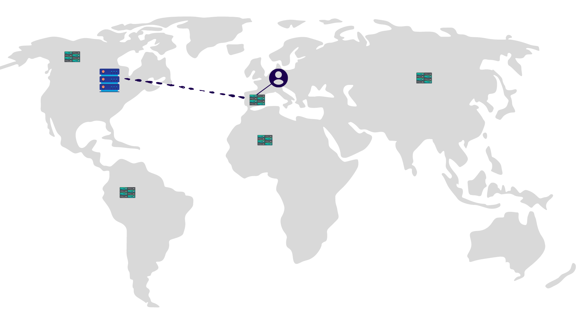 Data Traveling With CDN